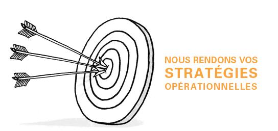 stratégies opérationnelles