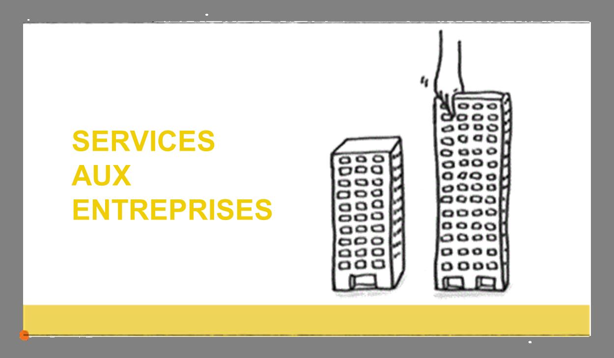 Services aux entreprises VERTONE
