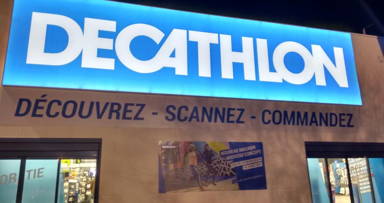 Nouveau Concept Chez Dcathlon Entre Magasin Et E Commerce