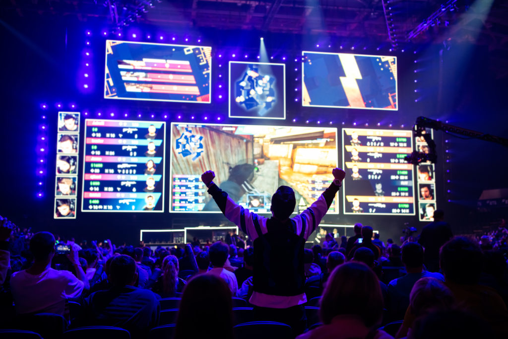 esport marketing opportunité vertone cabinet de conseil