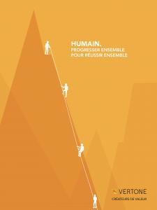 Vertone humain