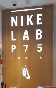 Logo NikeLab