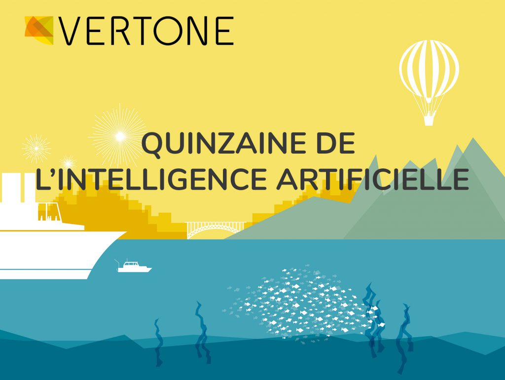 Intelligence Artificielle VERTONE start-up