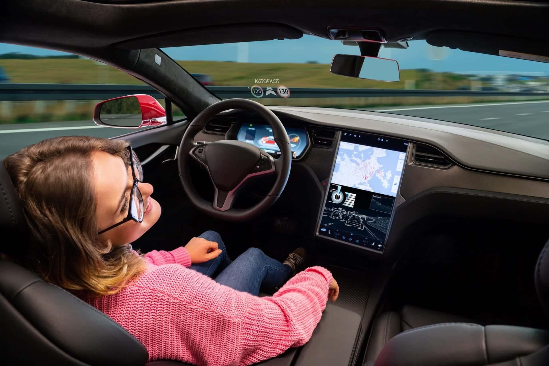 Étude véhicule autonome