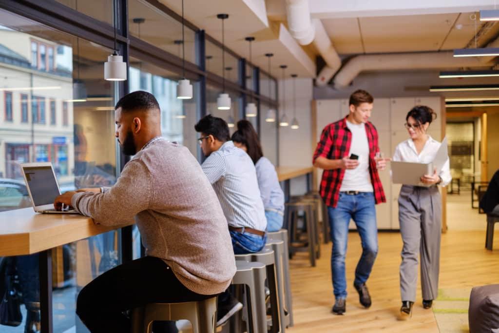 Espaces de coworking - Immobilier Cabinet de conseil VERTONE