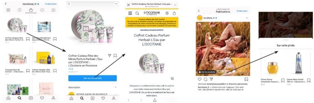 scommerce social media instagram