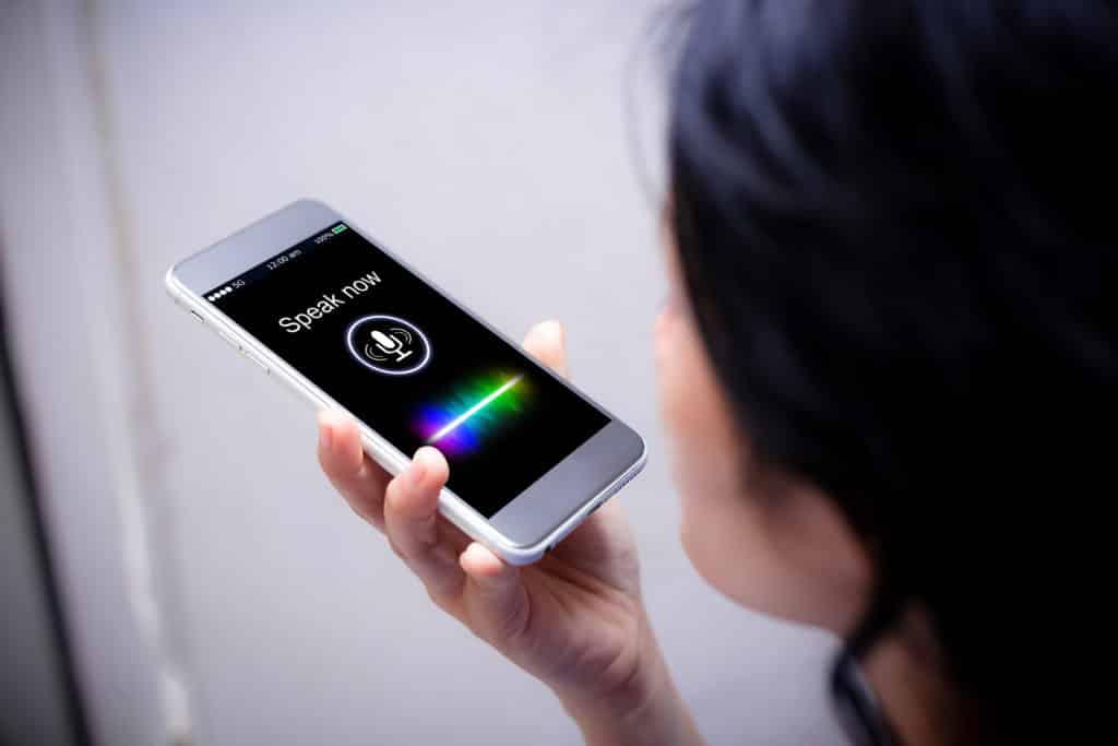 Recherche vocale assistance vocale expérience utilisateur secteur transport VERTONE cabinet de conseil stratégie mangement
