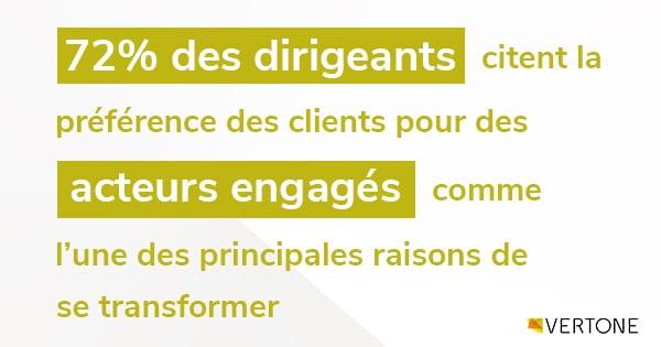 vertone cabinet de conseil marketing stratégie transformation
